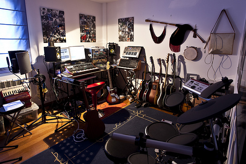 1000+ Images About Sound And Studio On Pinterest | Music Rooms