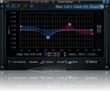 Blue Cat's Triple EQ - Semi-Parametric 3 Bands Equalizer Audio Plug-in (VST, AU, RTAS, DX) (Freeware)
