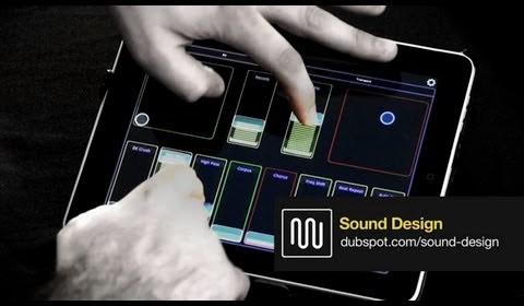 iOSアプリ【Lemur】MIDI / OSC コントローラー! 実機はダフトパンクやビョークなどライブで使用