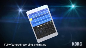 Korg から新iPadアプリ『Gadget』登場!オールインワン音楽制作スタジオ
