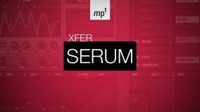 Serum FX で クレイジー・サウンドの作り方 Reverb,Filter