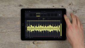 iPhone/iPad用アプリ「Blocs Wave」でダフト・パンクのワン・モア・タイムをサンプリング・リメイク