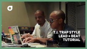 T.I. スタイルの Trapリード・シンセとビートの作り方 Logic Pro Es2